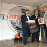 Interkontinentale Partnerschaft: ATLAS, MSG und Okumoto