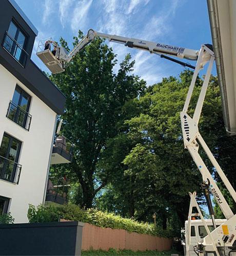 Baucharter - Höhenzugangstechnik